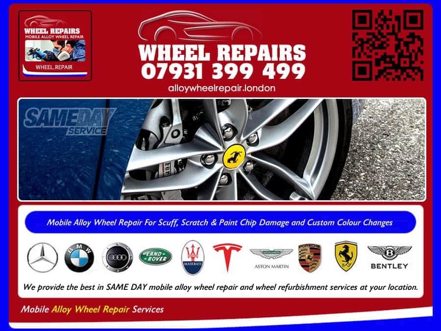 alloy wheel repairClapham SW4