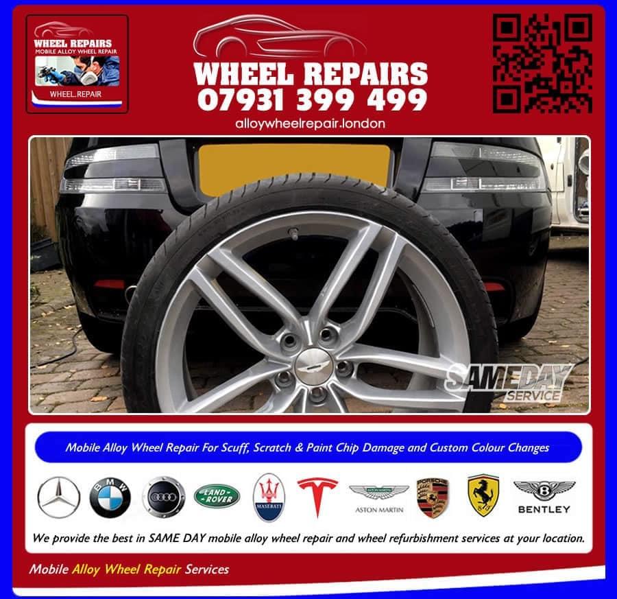wheel refurbishment Clapham SW4