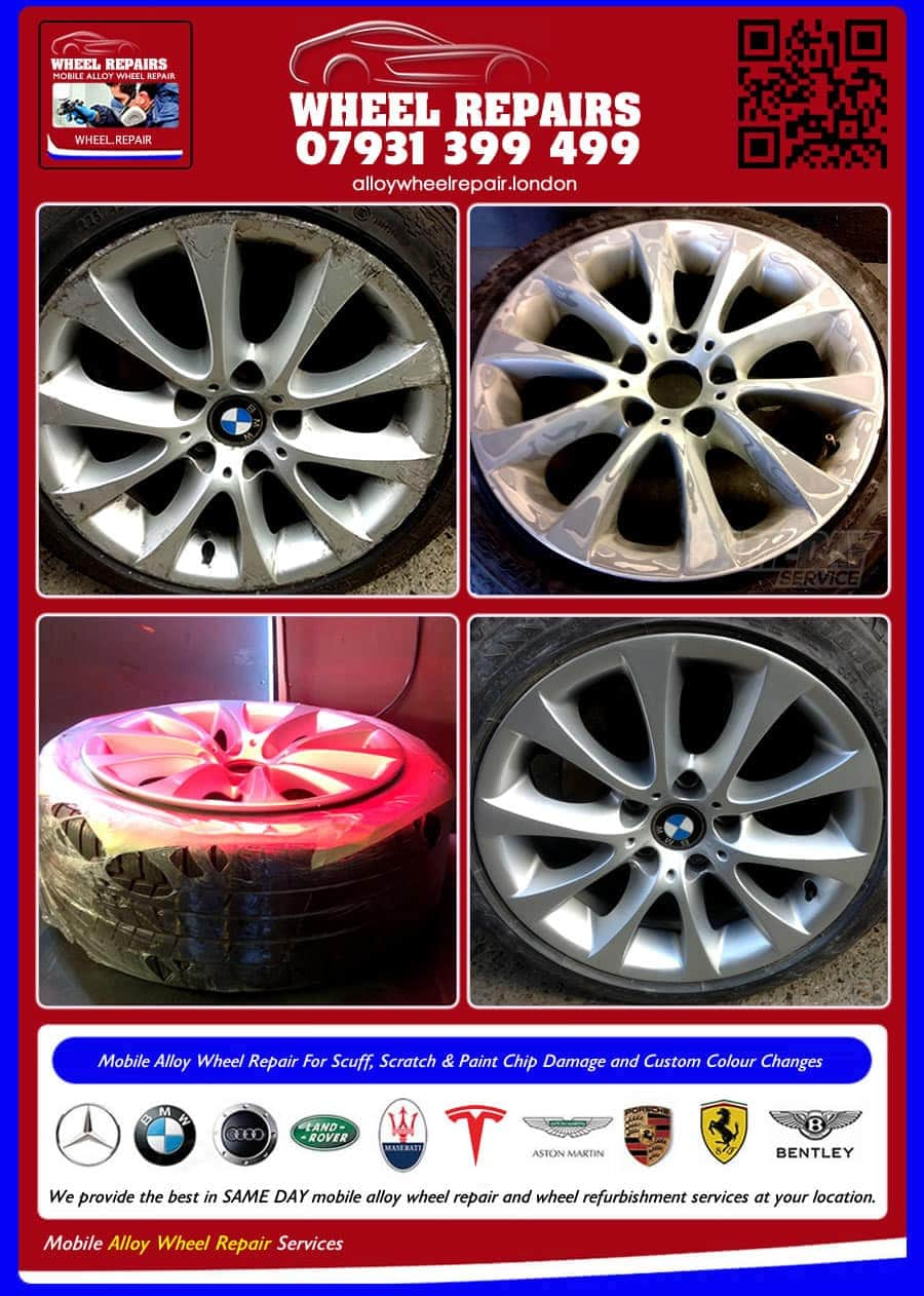 bmw wheel repair