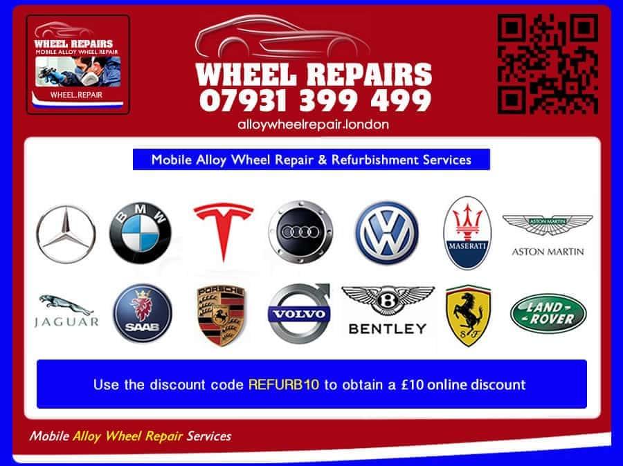 Alloy Wheel Repair Cost